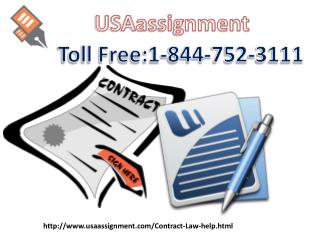 Contract law help Toll Free:1-844-752-3111