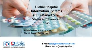 2017-2022 Hospital Information Systems (HIS) Industry