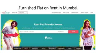 Flat on rent in Mumbai without Brokerage