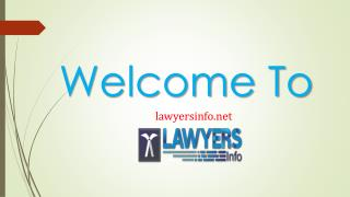 Accident And Injuries Lawyers