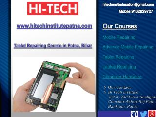 Tablet Repairing Course in Patna, Bihar