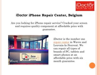 Repair iPhone 7 | iPhone Glass Repair | iDoctor