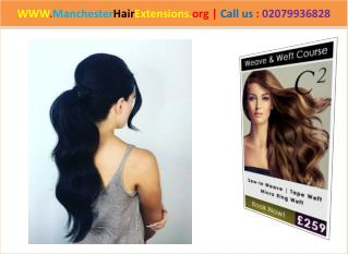 Award Winning Hair Extensions Manchester