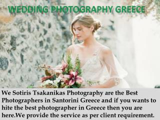 Wedding Photography Greece