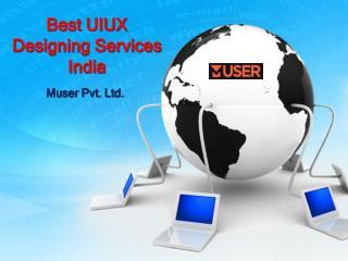 Best UIUX Designing Services India