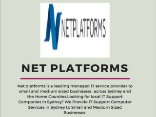 Good Online Backup Providers - Net Platforms