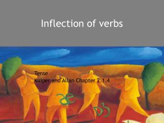 Inflection of verbs