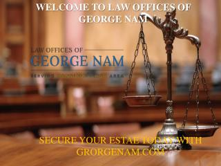 Law Offices Of George Nam