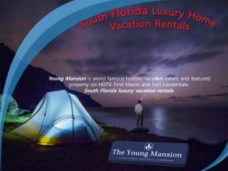 Miami Beach House Vacation Rentals