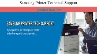 1.888.828.8139 Samsung Printer Technical Support |Customer Service Phone Number