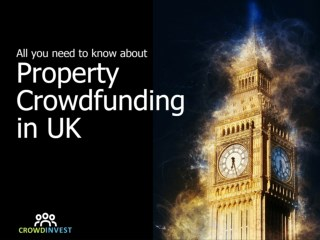 Property crowdfunding in UK