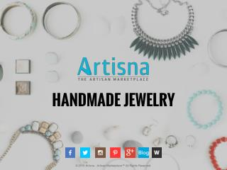 Discover Stylish Handmade Jewelry for Women
