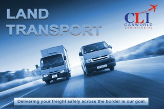 Canworld Logistics: Find Truck Freight Services in Canada