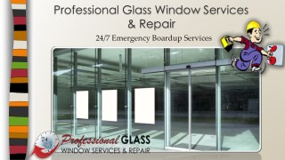 Repair Broken Window Glass Services in Washington DC