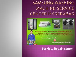 Samsung Washing Machine Service Center Hyderabad