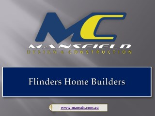 Flinders Home Builders
