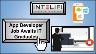 App Developer Job Awaits IT Graduates