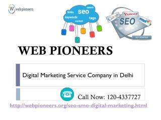 Best Digital Marketing Service Company in New Delhi NCR