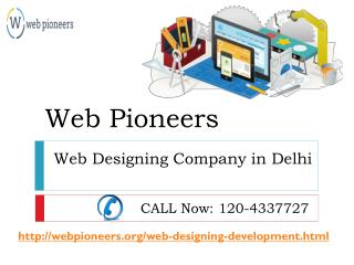 Best Web Development Company in New Delhi NCR