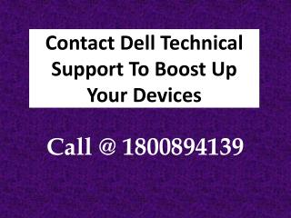 Call Dell Technical Support Australia 1800894139