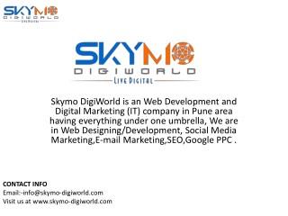 Top SEO company in pune|Skymo digiworld