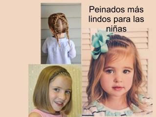 Peinados más lindos para las niñas