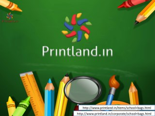 Buy Personalized School Bags For Kids Online in India