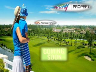 Godrej Golf Links Attractive Home in Greater Noida