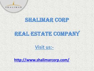 Real Estate Company in Lucknow