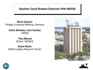 Daytime Cloud Shadow Detection With MODIS
