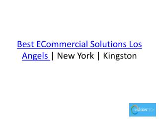 Best e Commercial Solutions New York