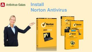 Buy Norton Virus Protection Software - 1-844-647-9755
