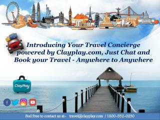 Plan Your Trip Excellently with Travel Concierge