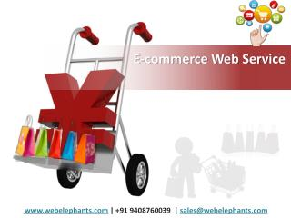 E-commerce Web Service