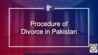 divorce lawyer in lahore pakistan