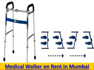Medical Equipment on Rent in Mumbai