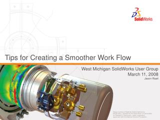 Tips for Creating a Smoother Work Flow