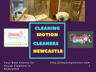 Domestic Cleaners Newcastle