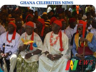 Ghana Celebrities News