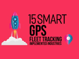 15 Industries that Use GPS Vehicle Fleet Tracking System