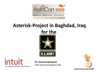 Asterisk-Project in Baghdad, Iraq for the