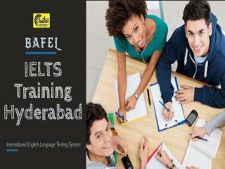 IELTS Training Institute Hyderabad