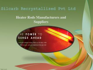 Heater Rods Manufacturers