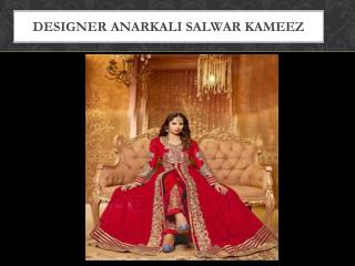 Anarkali Suits – Perfect Attire to Attend an Indian Wedding