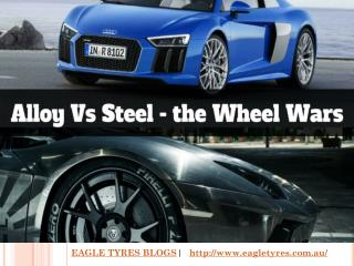 Alloy Wheels & Steel Wheels Explained
