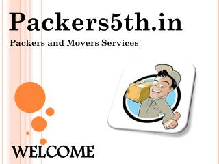 Packers5th.in Packers and Movers in Faridabad