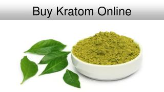 Where To Buy Kratom Online?