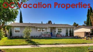 Vacation Home for Rent in Anaheim Orange County