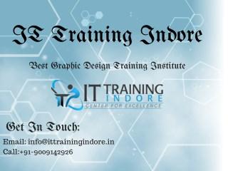 Graphic Design Training Institute Indore – IT Training Indore