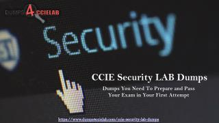 CCIE Security LAB Practical Questions